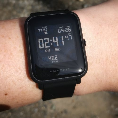 My kind of smartwatch.